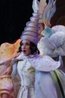 Sarah Labiner, Soprano. Clarice (Il Mondo Della Luna): A.J. Fletcher Opera Institute. Photo: Eric Gerard